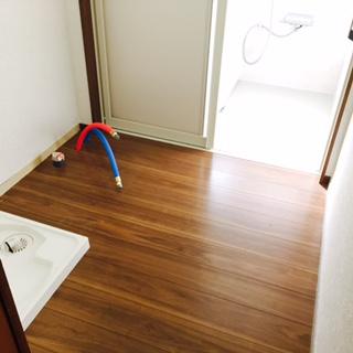 床は人気のアートフロア
